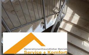 HWK Weiterbildung Generationenfreundlicher Betrieb Service + Komfort